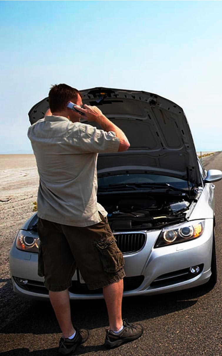 Roadside Assistance Dubai